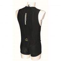 Komperdell Cross Eco Junior Vest, ryggskydd