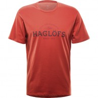 Haglöfs Camp Tee Men, röd