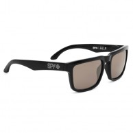 SPY+ Helm Black, solglasögon, w/Happy Lens Polarized