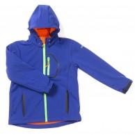 Typhoon Ludo JR, softshell jacka, pojke, blå