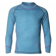 Isbjörn Husky Sweater Baselayer barn, ice