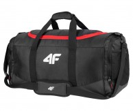 4F Duffle Bag, 40 Liter, svart