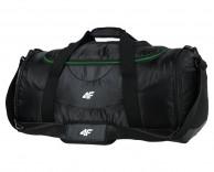 4F Duffle Bag, 70 Liter, svart