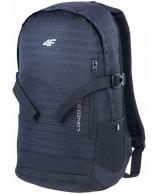 4F Lonzo 30L ryggsäck, Svart