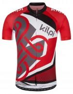 Kilpi Rifto-M cykeltröja, röd, herr
