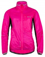 Kilpi Airrunner-W cykeljacka, pink, dam