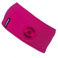 Earebel Bella pannband m. hörlurar, pink