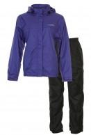 Typhoon Marie SR, regnkläder, lila/svart