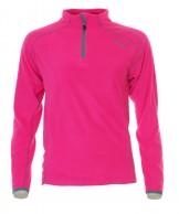 Typhoon St. Moritz fleece undertröja, flickor, pink