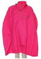 Typhoon Poncho, unisex regncape, pink