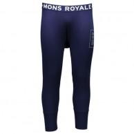 Mons Royale Shaun Off, skidunderbyxor, Navy