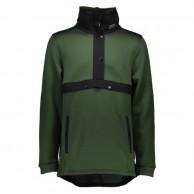 Mons Royale Transition Pullover, skidtröja, Forest Green