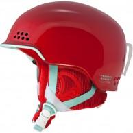 K2 Ally Pro, skidhjälm, röd