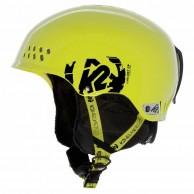 K2 Phase Pro, skidhjälm, lime