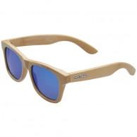 Cairn Wood solglasögon, ljust trä