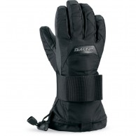 Dakine Wristguard handske, barn, Svart