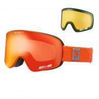 Cairn Polaris, Polarized skidglasögon, matt svart/orange