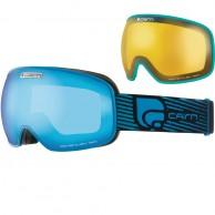 Cairn Magnetik, skidglasögon, matt blå
