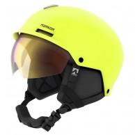 Marker Vijo, skidhjälm med Visir, Neon Gul