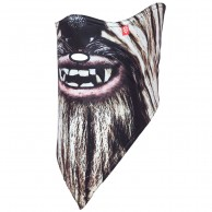 Airhole Facemask 2 Layer, sasquatch