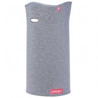 Airhole Halsvärmare Ergo Drytech, heather grey