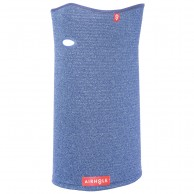 Airhole Halsvärmare Ergo Waffleknit, tech blue