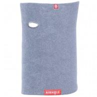 Airhole Halsvärmare Microfleece, heather grey