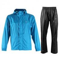 2117 of Sweden Vara, regnkläder, herr, blå