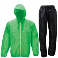 2117 of Sweden Viared, regnkläder, herr, grön