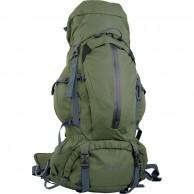 True North Trek ryggsäck, 50L, grön