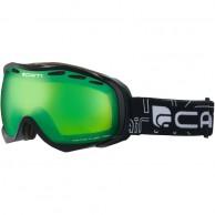 Cairn Alpha, skidglasögon, svart grön