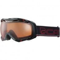 Cairn Alpha Fotokromatisk, skidglasögon, svart carbon