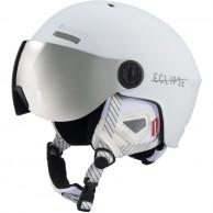 Cairn Eclipse Rescue, skidhjälm med Visir, matt vit