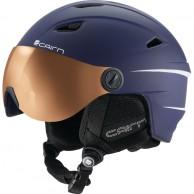 Cairn Electron Photochromic, skidhjälm med Visir, mörkblå