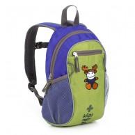 Kilpi Först barn ryggsäck, blå/grön
