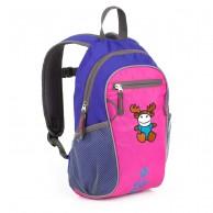 Kilpi Först barn ryggsäck, blå/rosa