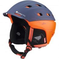 Cairn I-Brid Rescue, skidhjälm, mörkblå/orange