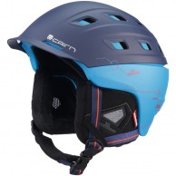 Cairn I-Brid Rescue, skidhjälm, matt blå