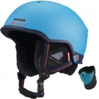 Cairn Centaure Rescue, skidhjälm, matt blå