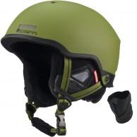 Cairn Centaure Rescue, skidhjälm, matt grön