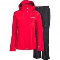 Tenson Monitor, regnkläder, dam, röd