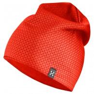 Haglöfs Fanatic Print Cap, röd