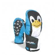 Level Animal Mitt, blå pingvin