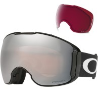 Oakley Airbrake XL, Jet Black, Prizm Black and Prizm Rose
