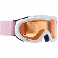 Alpina Ruby S, skidglasögon, vit/rosa