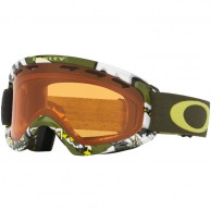Oakley O2 XS, Shady Trees Army Green, Persimmon