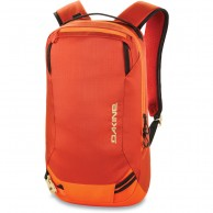 Dakine Poacher 14L, röd/orange