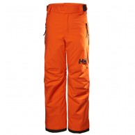Helly Hansen Legendary Barn skidbyxor, orange
