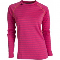 Ulvang 50Fifty 2.0 Round neck Ws, dam, beetroot