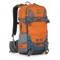 Kilpi Rise, skiryggsäck, orange